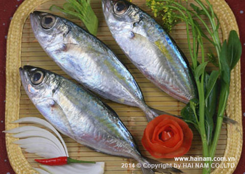 Big eye scad WGG<br />Latin name: Selar crumenophthalmus<br />Size: U 10, 10-12 pcs/kg
