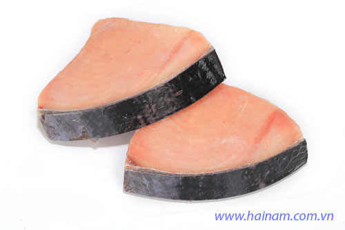 Albacore Tuna Skin-On Steak<br />Latin name: Thunnus alalunga<br />Size: 150-200gr