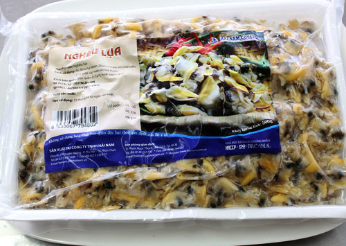 Oyster silk<br />Weight: 500g<br />Carton: 500g  x 20 trays = 10kg<br />