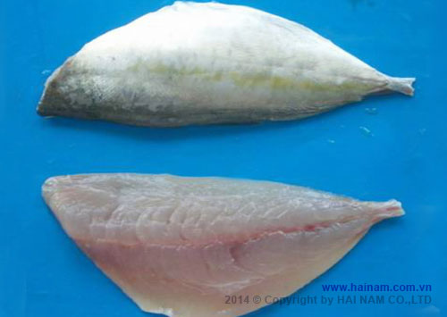 Big eye scad fillet<br />Latin name: Selar crumenophthalmus<br />Size: 20-30gr
