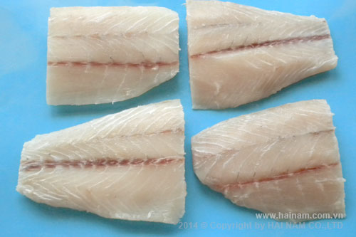 Barramundi portion skin-on<br />Latin name: Letes calcarifer<br />Size: 100-120gr, 120-140gr, 170-230gr